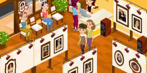 Hra - Portrait Corner