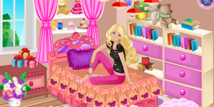 Hra - Barbie Bedroom Decor