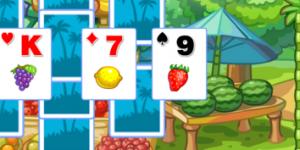 Hra - Tri-Fruit Solitaire