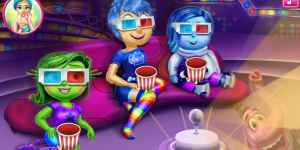Hra - Inside Out Memory Party