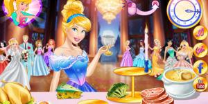 Hra - Cinderella Love on the Run
