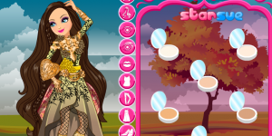 Hra - Ever After High Dragon Games Holly O'Hair