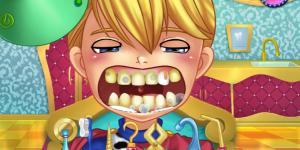 Hra - Royal Dentist