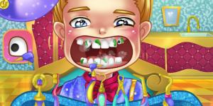 Hra - Royal Dentist 2
