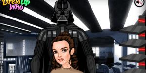 Hra - Darth Vader Hair Salon