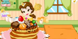 Princess Kitchen: Belle's Pancakes
