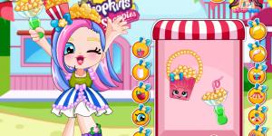 Shopkins Shoppies Popette Dress Up