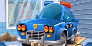 Hra - Police Car Wash