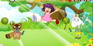 Hra - Animal Skipping