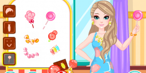 Sweet Candy Makeover