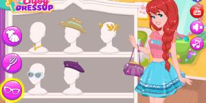 Hra - Princesses City Break