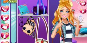 Hra - Cindy & Barbie Teen Rivalry