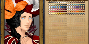 Hra - Haunted Portrait Creator