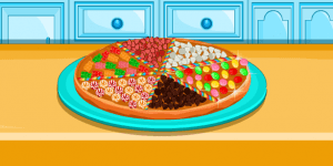 Hra - Cooking Candy Pizza