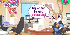 Hra - Zootopia Job Slacking