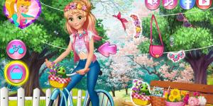 Princesses Bike Trip