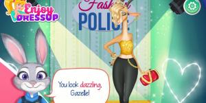 Zootopia Fashion Police