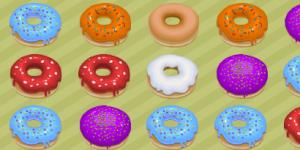 Hra - Donuts!