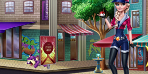 Hra - Elsa Pokemon Go