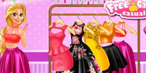 Hra - Rapunzel Princess Idol
