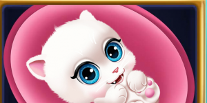 Hra - Kitty Pregnant Check-up