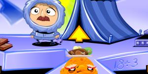 Hra - Monkey Go Happy Stage 32