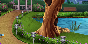 Hra - Super Princess Detective