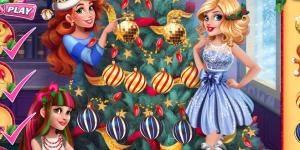 Hra - GirlsPlay Christmas Tree Deco