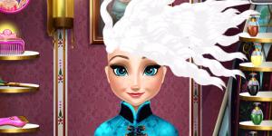 Hra - Ice Princess Real Haircuts