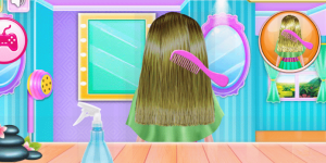 Hra - Crazy Mommy Beauty Salon