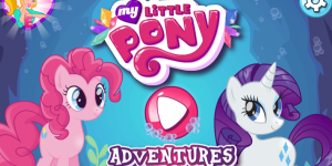 Hra - My Little Pony Adventures in Aquastria