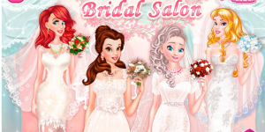 Hra - Princesses Bridal Salon