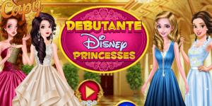 Hra - Debutante Disney Princesses