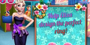 Princess Ring Designer