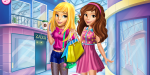 Hra - School Break Mall Shopping