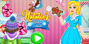 Hra - Natalie's Winter Treats
