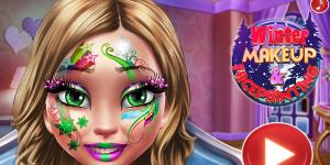 Hra - Winter Makeup
