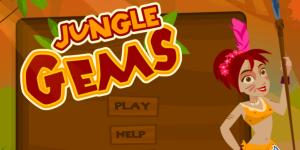 Hra - New Jungle Gems