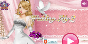 Hra - Wedding Lily 2