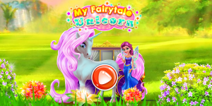 Hra - My Fairytale Unicorn