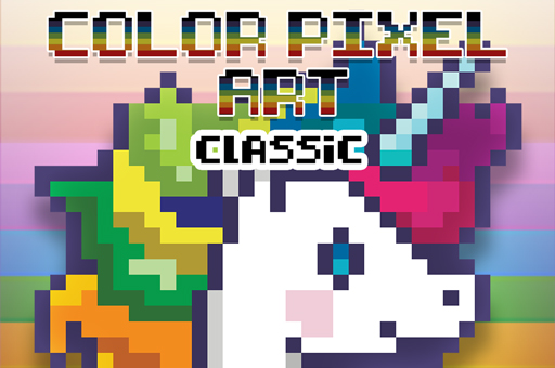 Hra - Color Pixel Art Classic