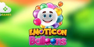 Hra - Emoticon Balloons