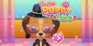 Hra - Cute Puppy Care - Html5