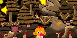Monkey GO Happy Stage 166