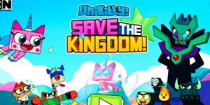 Hra - Unikitty Save the Kingdom