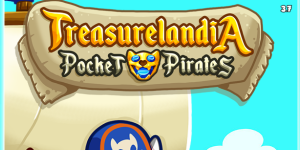 Hra - Treasurelandia - Pocket Pirates