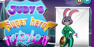 Judy Super Hero