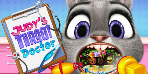 Judy's Throat Doctor
