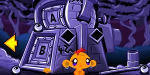 Monkey Go Happy Stage 199