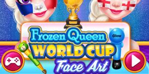 Hra - Soccer WorldCup 2018 Face Art